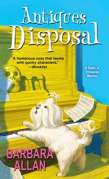 Antiques Disposal  by  Barbara Allan