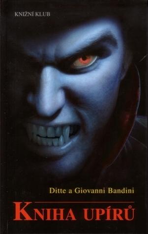 Kniha Upírů Giovanni Bandini