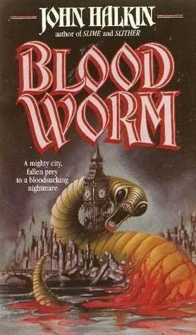 Blood Worm John Halkin