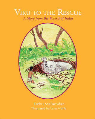 Viku to the Rescue  by  Debu Majumdar