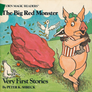 The Big Red Monster Peter K. Shreck
