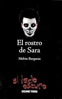 El Rostro de Sara  by  Melvin Burgess