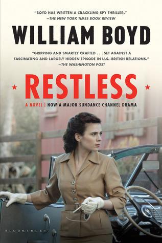 Restless: TV tie-in William Boyd