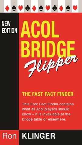 Acol Bridge Flipper: The Fast Fact Finder Ron Klinger