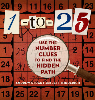 1-to-25: Use the Number Clues to Find the Hidden Path Jeff Widderich