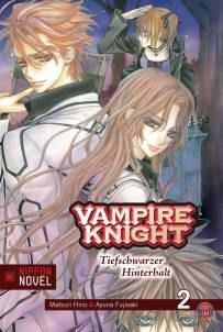 Vampire Knight, Bd. 2: Tiefschwarzer Hinterhalt  by  Matsuri Hino