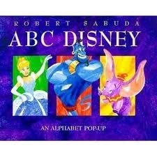 ABC Disney Pop-Up Robert James Sabuda