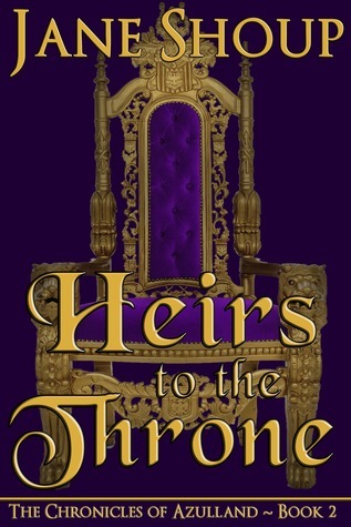 Heirs to the Throne Jane Shoup