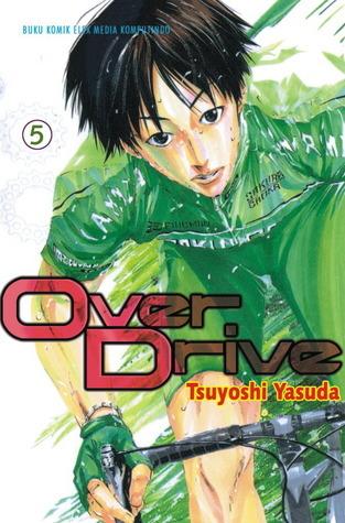 Over Drive Vol. 5 Tsuyoshi Yasuda
