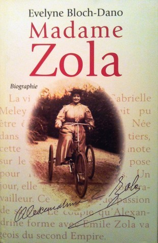 Madame Zola Evelyne Bloch-Dano