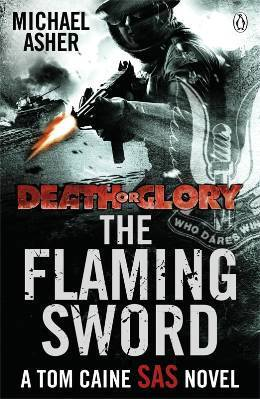 Death or Glory II: The Flaming Sword (Death or Glory, #2)  by  Michael Asher