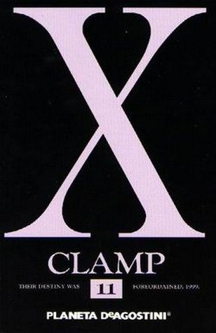 X, Volume 11 (X, #11) CLAMP