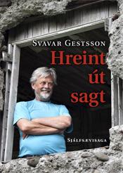 Hreint út sagt  by  Svavar Gestsson