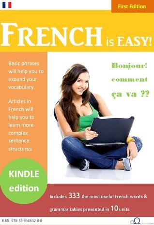 French is easy!  by  P.J. Bartos