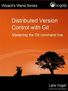 Distributed Version Control with Git  by  Lars Vogel
