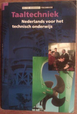 Taaltechniek, Nederlands voor het Technisch Onderwijs Ineke Delies
