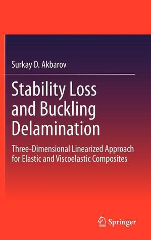 Stability Loss and Buckling Delamination: Three-Dimensional Linearized Approach for Elastic and Viscoelastic Composites  by  Surkay Akbarov