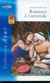 Romance à lorientale  by  Sophie Weston