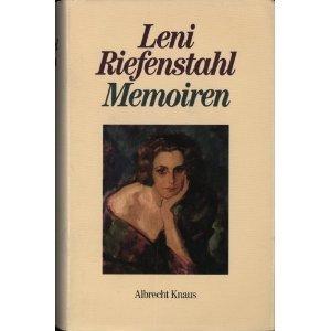 Memoiren Leni Riefenstahl