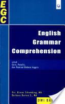 English Grammar Comprehension  by  Binsar Sihombing