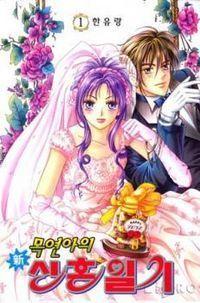 Mok Yunas Honeymoon Vol. 1  by  Yu-Rang Han