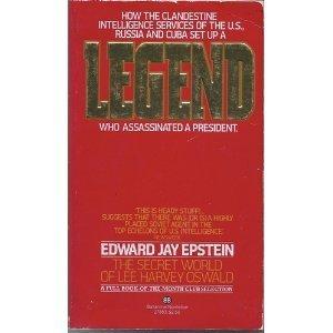 Legend  by  Edward Jay Epstein