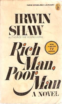 Begger-man Thief Irwin Shaw