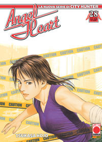 Angel Heart, Vol. 28 Tsukasa Hojo