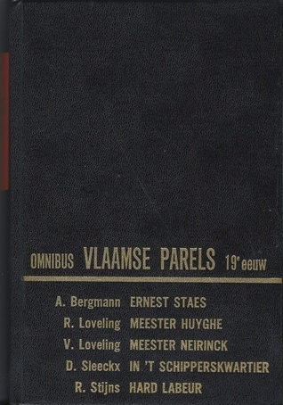Omnibus Vlaamse Parels 19e eeuw  by  Anton Bergmann