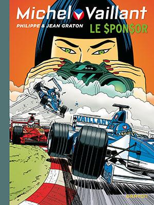 Le sponsor - michel vaillant 62  by  Jean Graton