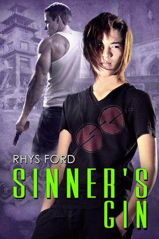 Sinners Gin (Sinners, #1) Rhys Ford