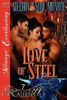 Love of Steel Melody Snow Monroe
