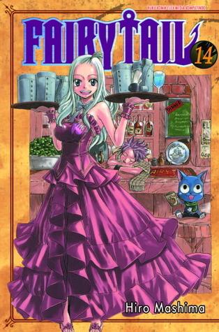 Fairy Tail Vol. 14  by  Hiro Mashima