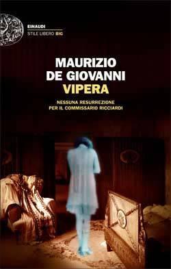 Vipera  by  Maurizio de Giovanni