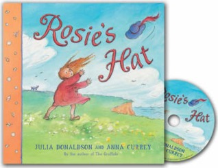 Rosies Hat (Book & CD)  by  Julia Donaldson
