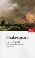 La tempête/The Tempest William Shakespeare