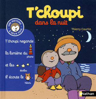 Tchoupi Dans La Nuit Thierry Courtin