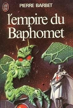 Lempire Du Baphomet  by  Pierre Barbet