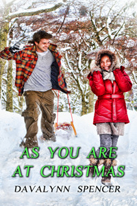 As You Are at Christmas  by  Davalynn Spencer