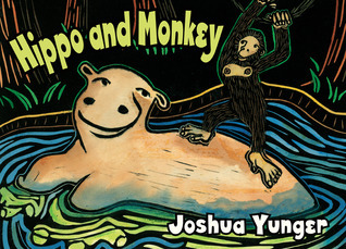 Hippo and Monkey  by  Joshua Yunger
