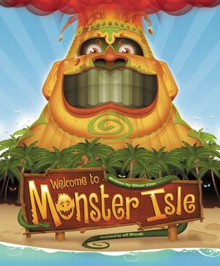Welcome to Monster Isle Oliver Chin