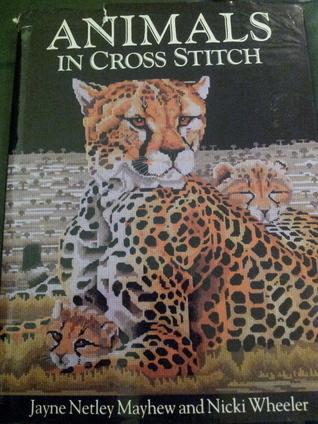 Animals in Cross Stitch Jayne Netley Mayhew