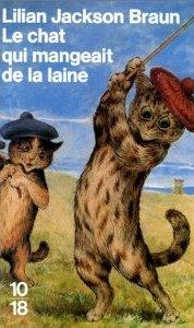 Le Chat Qui Mangeait De La Laine Lilian Jackson Braun