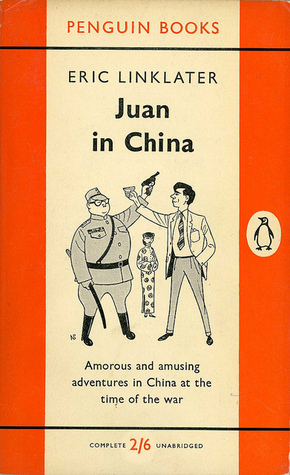 Juan In China (Penguin 1268)  by  Eric Linklater