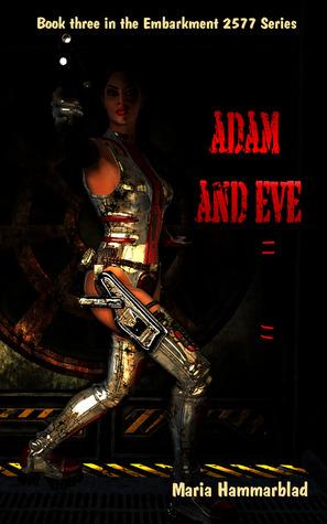 Adam and Eve  by  Maria Hammarblad