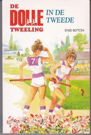 De dolle tweeling in de tweede (#4)  by  Enid Blyton