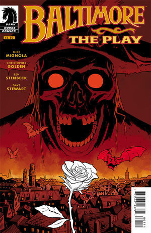 Baltimore: The Play  by  Mike Mignola