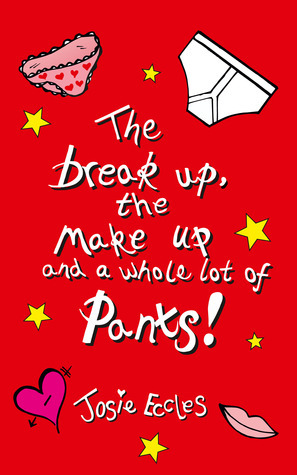 The break up, the make up and a whole lot of pants! Josie Eccles