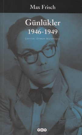 Günlükler 1946-1949 Max Frisch