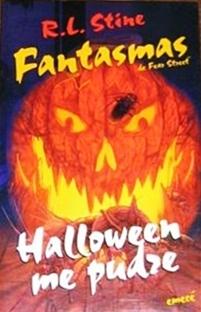 Halloween Me Pudre R.L. Stine